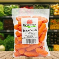 snack carrots