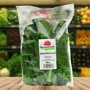 wholeleaf spinach